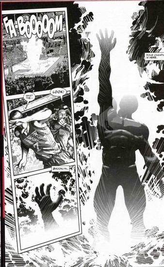 Marvel представили первого в истории супергероя-баскетболиста. Изображение № 7.