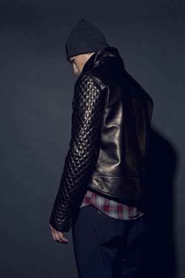 Рэпер Nas и сайт Grungy Gentleman запустили совместную линейку одежды. Изображение № 2.