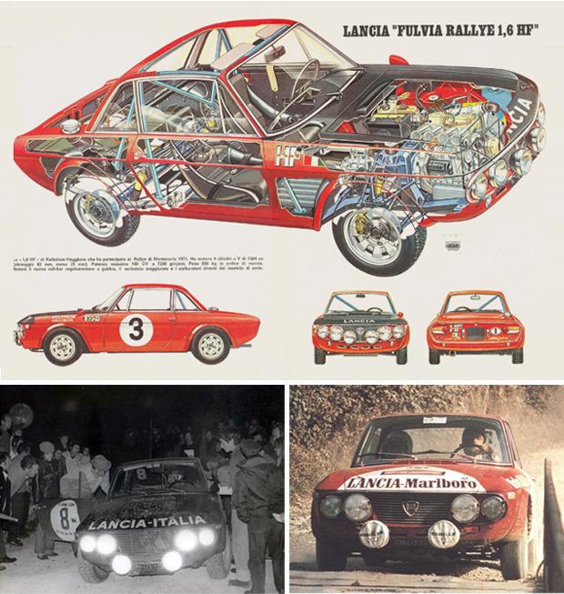 Гид по достижениям Lancia: 8 фантастических машин, опередивших свое время. Изображение № 5.