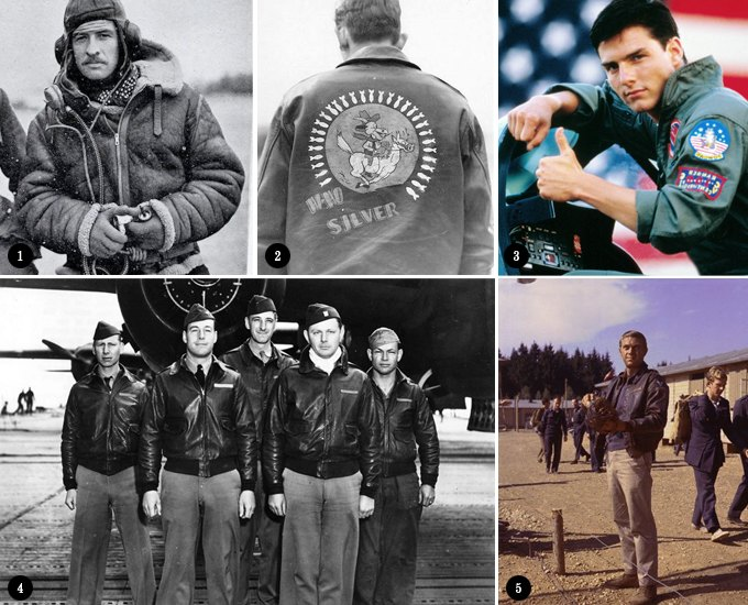 Бомберы и куртки пилотов: Кто их придумал и как их носить. Изображение № 2.