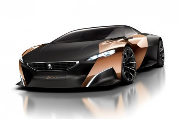 Peugeot анонсировал выпуск гибридного суперкара Onyx. Изображение № 5.