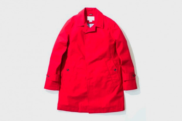 Японская марка Nanamica выпустила осеннюю коллекцию одежды. Изображение № 6.