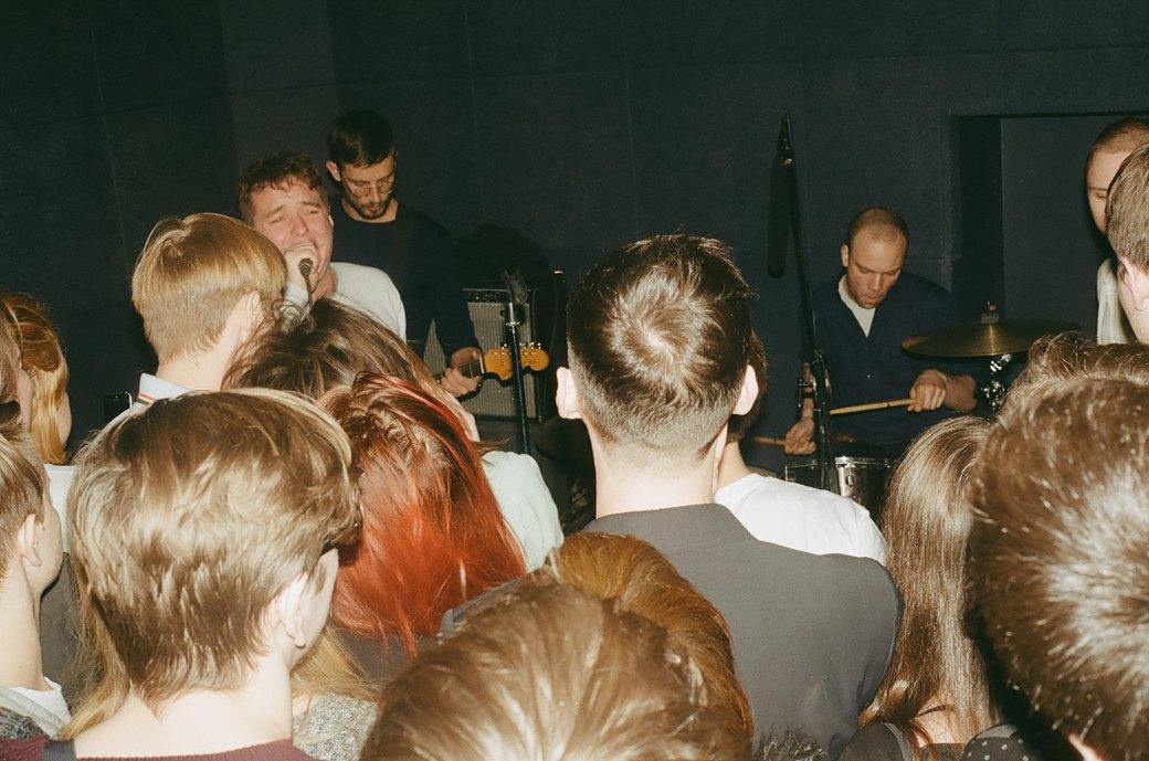 Репортаж: Концерт датчан Lower в клубе «Дич». Изображение № 2.