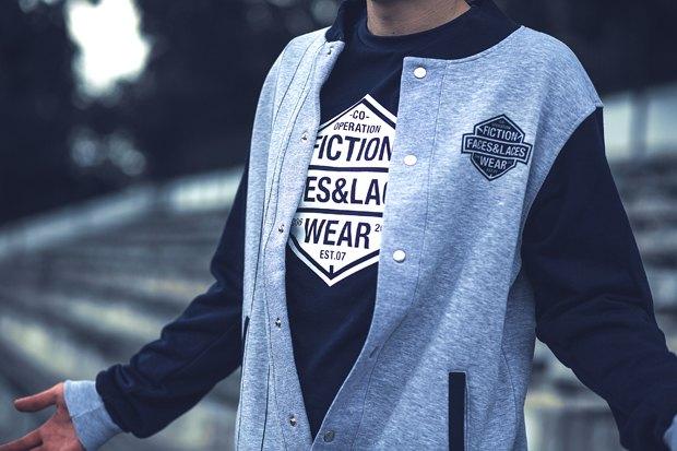 Марка одежды Fiction опубликовала лукбук новой коллекции. Изображение № 19.