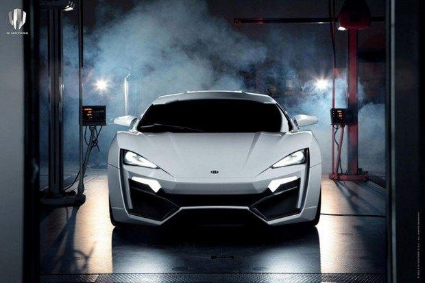 Первый арабский суперкар купили за 3,4 миллиона долларов. Изображение № 2.