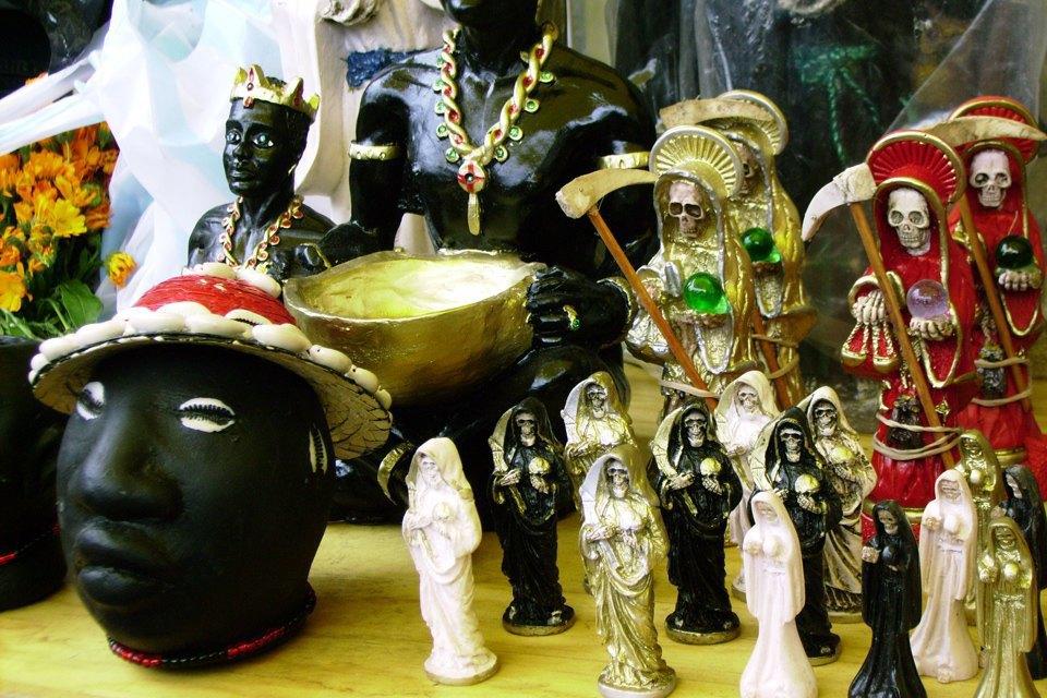 Обыкновенная магия: Четыре главных колдовских рынка мира. Изображение № 21.
