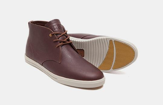 Американская марка Clae выпустила весеннюю коллекцию ботинок Strayhorn. Изображение № 5.