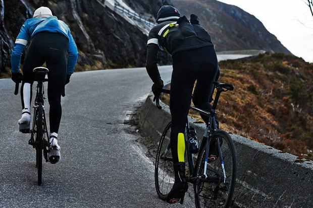 Велосипедная марка Rapha опубликовала осенне-зимний лукбук. Изображение № 6.