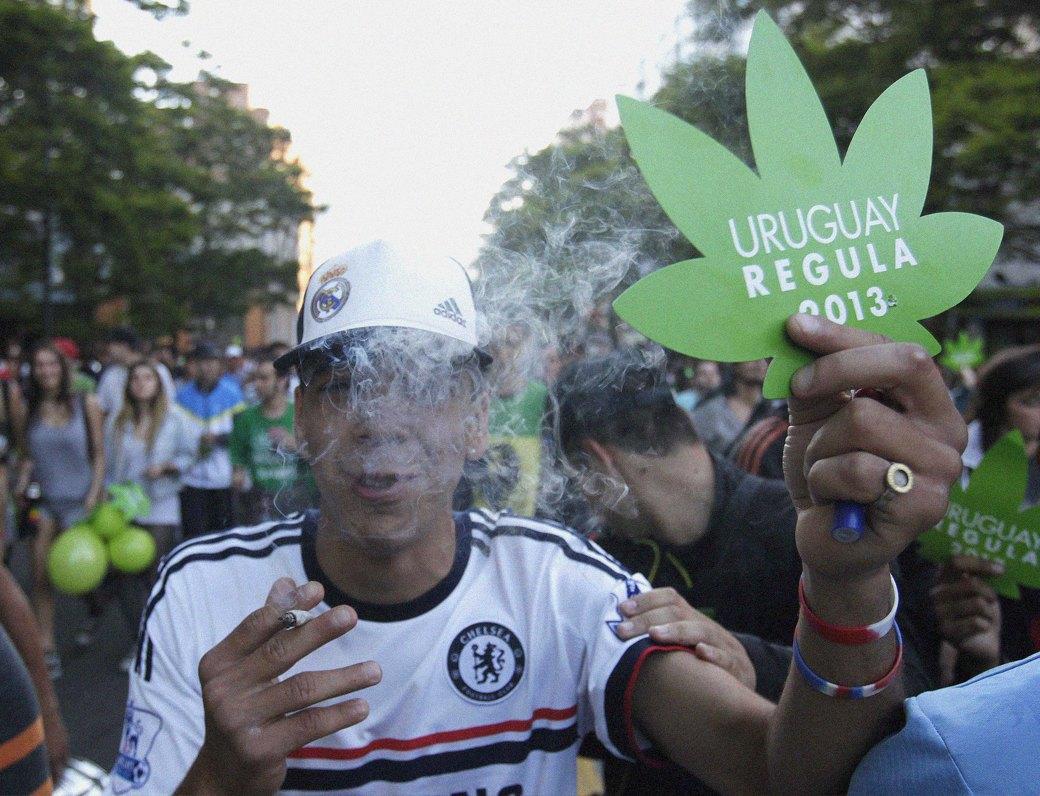 Диктатура тетрагидроканнабинола: Как в Уругвае и США легализовали марихуану. Изображение № 3.