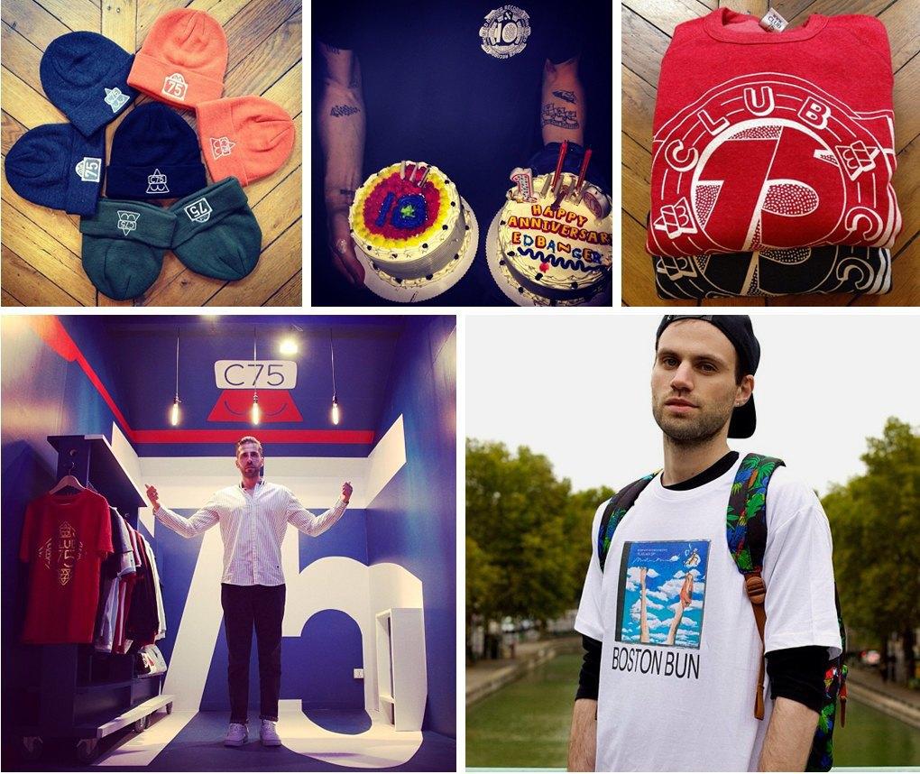 20 молодых марок одежды в Instagram. Часть первая. Изображение № 6.