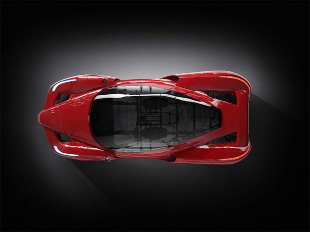В Австрии сделали самый медленный в мире Ferrari. Изображение №10.