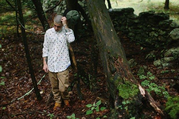 Марка Staple выпустила осенний лукбук. Изображение № 4.