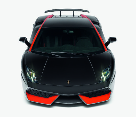 Lamborghini представил две новые модели суперкара Gallardo. Изображение № 9.