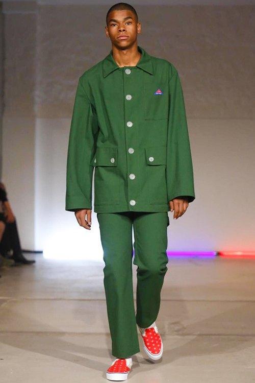 Гоша Рубчинский показал новую коллекцию на Неделе моды в Париже. Изображение № 18.