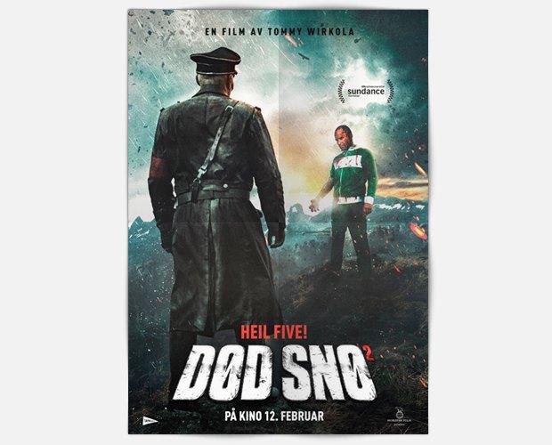 Трейлер дня: «Мёртвый снег: Красные против мёртвых». Нацисты-зомби возвращаются. Изображение № 1.