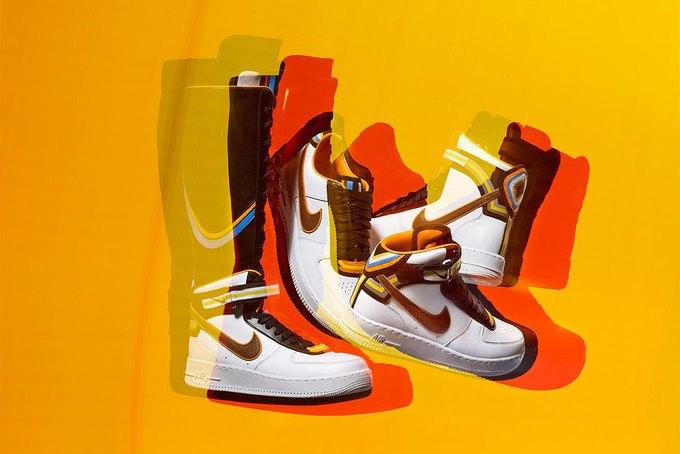 Марка Nike и Рикардо Тиши показали новую совместную коллекцию кроссовок. Изображение № 8.