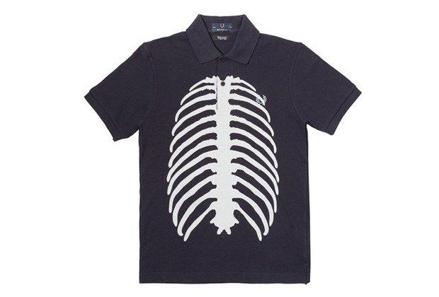 Марка Fred Perry и магазин Dover Street Market представили совместную коллекцию рубашек поло. Изображение № 1.