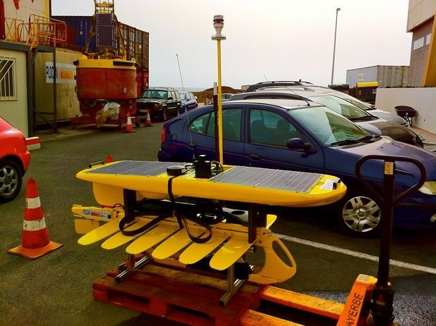 Плавучий робот добрался от берегов Америки до Австралии. Изображение № 3.