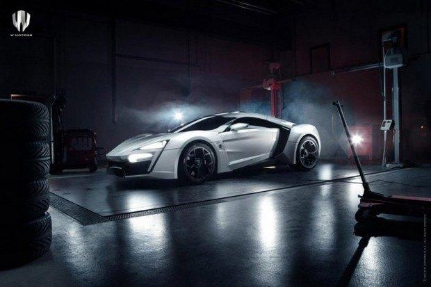 Первый арабский суперкар купили за 3,4 миллиона долларов. Изображение № 4.