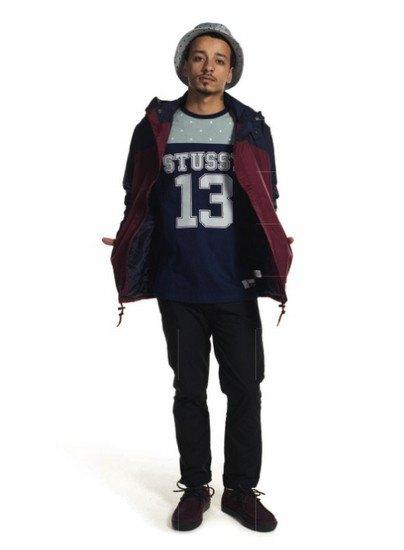 Марка Stussy выпустила осенний лукбук с участием рэпера A$AP Illz. Изображение № 10.