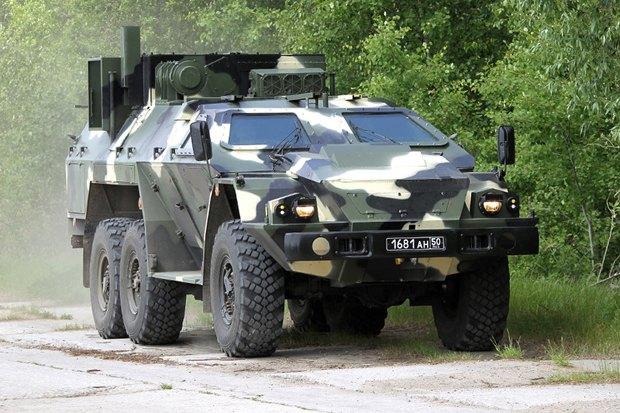 Российскую боевую технику укрепят волокнистой бронёй. Изображение № 1.