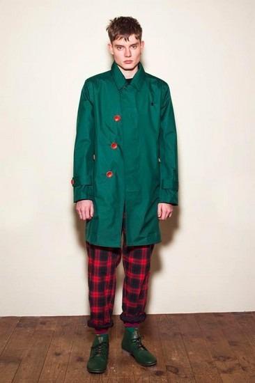 Марка Undercover опубликовала лукбук весенней коллекции одежды. Изображение № 18.
