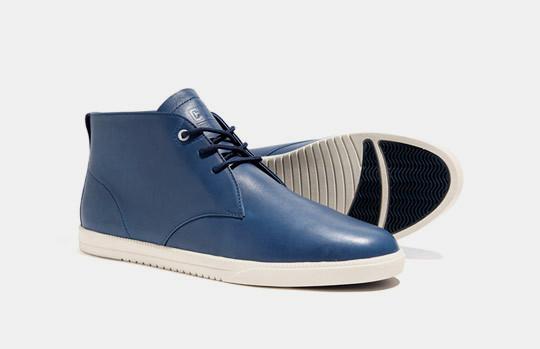 Американская марка Clae выпустила весеннюю коллекцию ботинок Strayhorn. Изображение № 2.