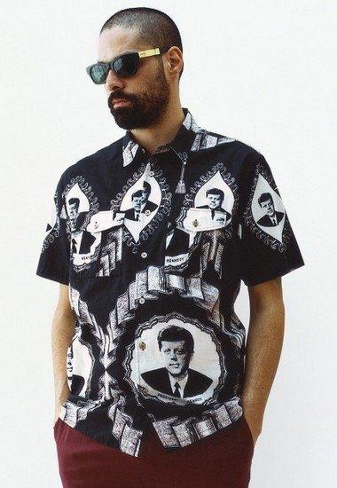 Марка Supreme выпустила лукбук весенней коллекции одежды. Изображение № 9.