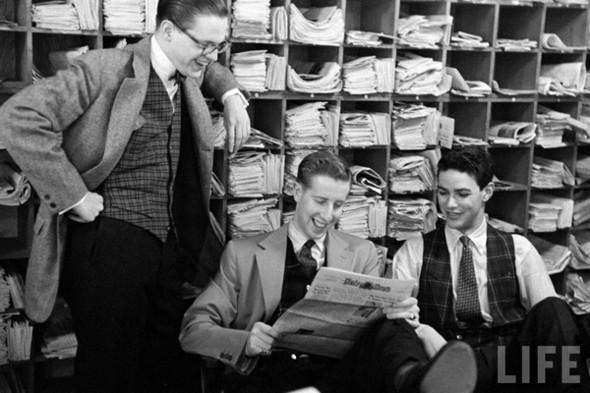 Архив журнала Life, 1950-е. Изображение № 9.
