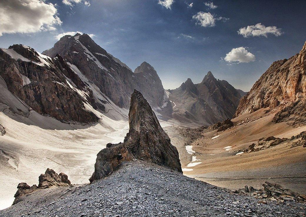 Встреча с личным богом: Фоторепортаж из похода в горы Таджикистана. Изображение № 13.