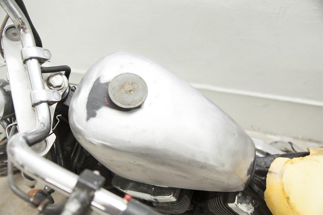 Эксперимент FURFUR: Как кастомизировать свой мотоцикл. Изображение № 13.