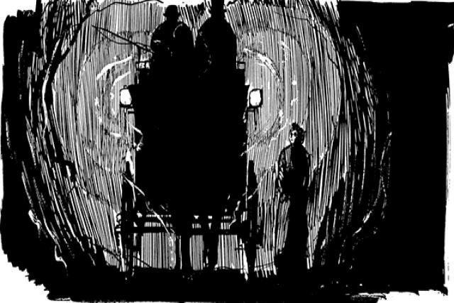 Комикс Алана Мура «Из ада» превратят в сериал. Изображение № 1.