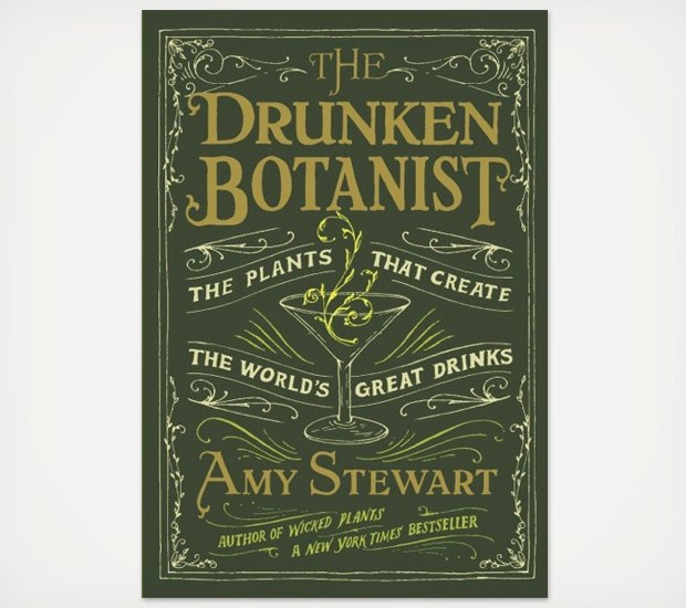 Вышла книга об алкоголе The Drunken Botanist. Изображение № 1.