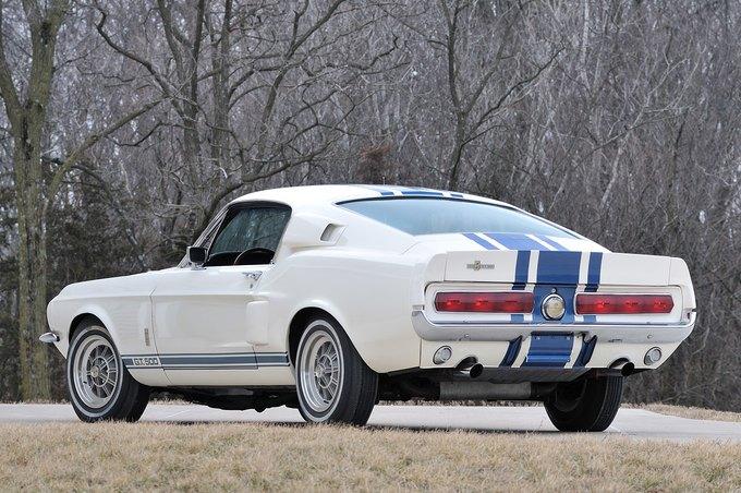 В США на аукционе продали самый дорогой Ford Mustang. Изображение № 2.