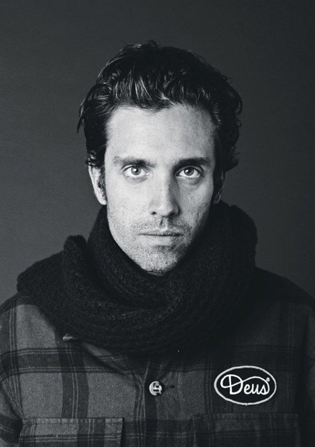 Марка Deus ex Machina опубликовала лукбук осенне-зимней коллекции 2013 года. Изображение № 16.