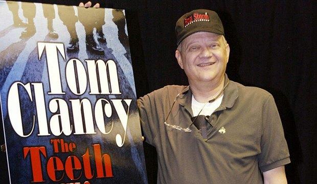 Умер американский писатель Том Клэнси. Изображение № 1.