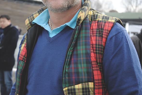 Детали: Репортаж с выставки мужской одежды Pitti Uomo. День третий. Изображение № 19.