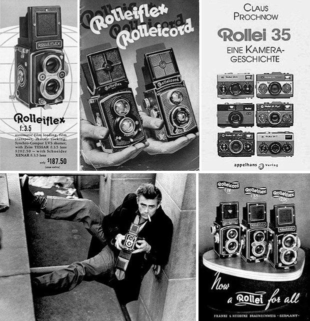 Находка недели: Компактная фотокамера Rollei 35. Изображение № 1.