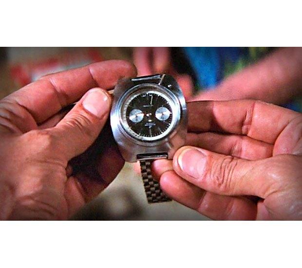 Часы Джеймса Бонда с дешевой барахолки попали на престижный аукцион. Изображение № 5.