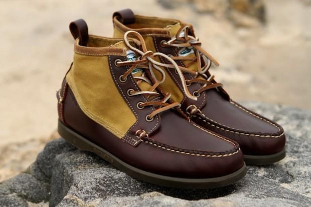 Sebago представили линейку весенней обуви. Изображение № 5.