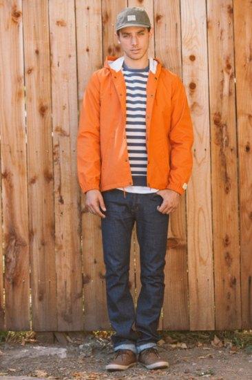 Марка Obey опубликовала лукбук весенней коллекции одежды. Изображение № 11.