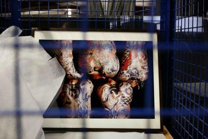 Тату-выставка Tatoueurs, Tatoués откроется во французском Музее на набережной Бранли. Изображение № 1.