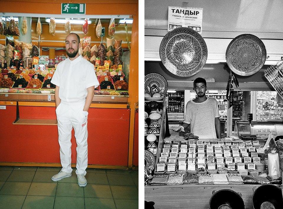 Уайт пауэр: Восточный базар и белая одежда. Изображение № 9.