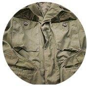 Красота по-американски: История и особенности куртки M-65. Изображение № 7.