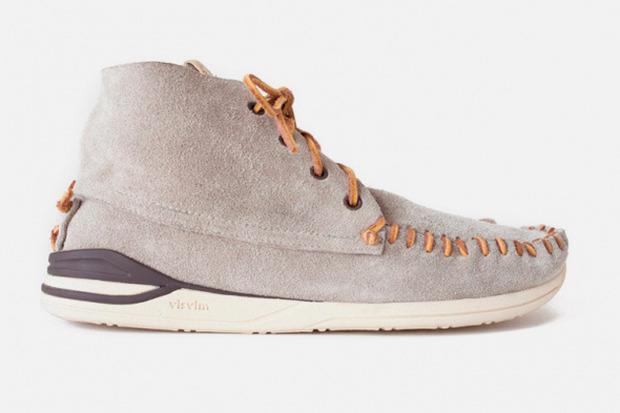 Японская марка Visvim выпустила осеннюю коллекцию обуви. Изображение № 7.