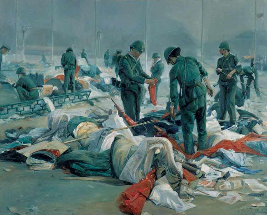 Кроме Ай Вэйвэя: Краткий гид по протестному искусству Китая. Изображение № 5.