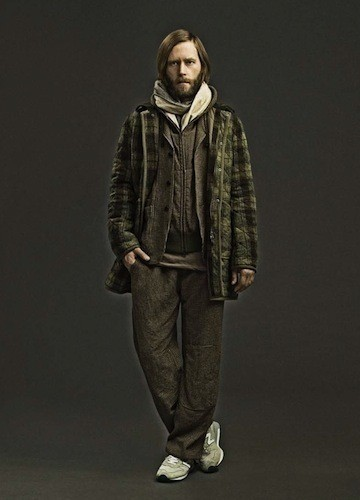 Изображение 2. Осенний лукбук марки мужской одежды ts(s).. Изображение № 2.