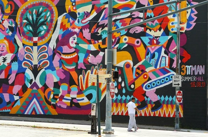 Google Street Art: Онлайн-музей граффити под открытым небом. Изображение № 20.