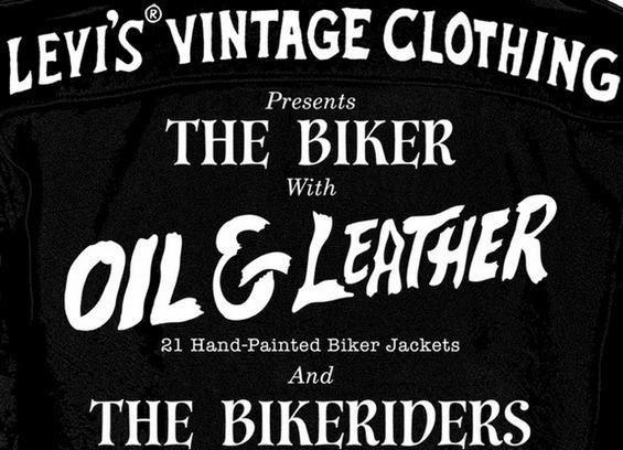Марка Levi's Vintage Clothing выпустила коллекцию байкерских кожаных курток. Изображение № 14.