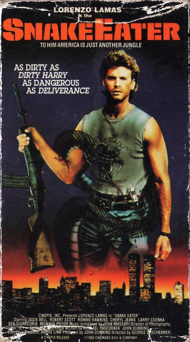 VHS Cover Junkie: Tumblr-блог коллекционера обложек видеокассет . Изображение № 28.